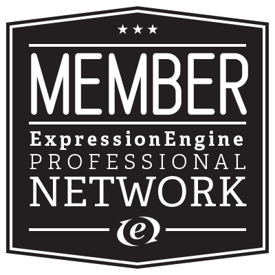 Member of the ExpressionEngine Professional Network